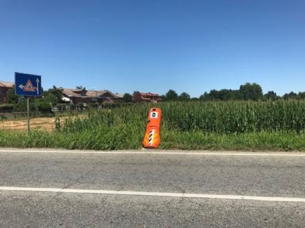 VINOVO - Continuano i vandalismi a danno dei velo ok
