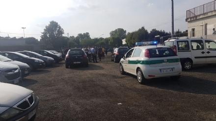 BEINASCO - Rissa tra tifosi al campo sportivo Spinelli: gara sospesa