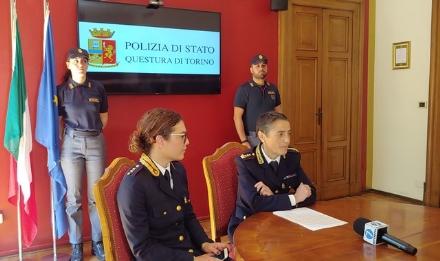 CARMAGNOLA-NICHELINO - La polizia sequestra beni per 1,6 milioni di euro