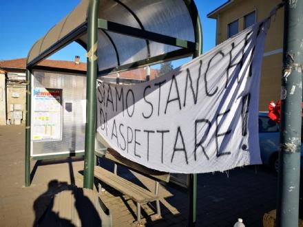 CARMAGNOLA - Borgo Salsasio in rivolta contro tir e smog