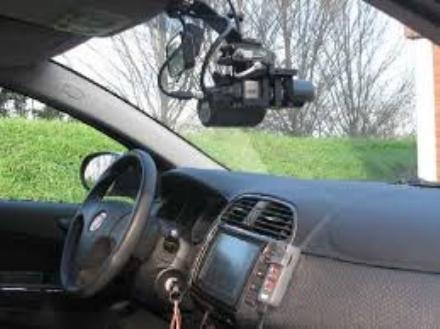 """NICHELINO - Parte lo scout speed: la telecamera """"spia"""" sulle pattuglie della municipale"""