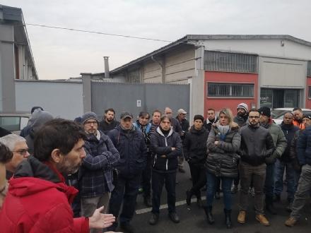 MONCALIERI - Crisi Alpitel: confermati i licenziamenti. La Fiom chiede il contratto di solidarietà