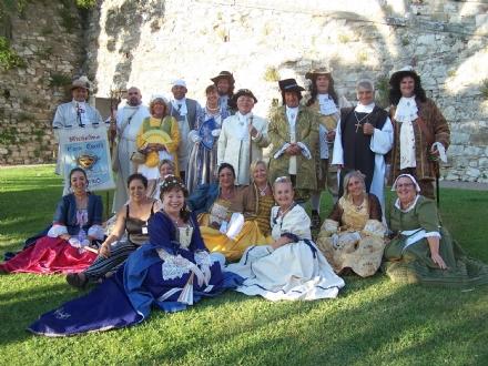 CULTURA - Il gruppo storico di Nichelino padrone di casa nella sede dellex Provincia di Torino