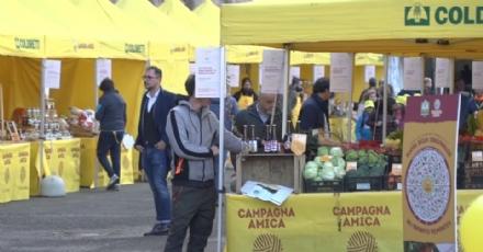 MONCALIERI - Circa diecimila persone in visita al Castello per Coldiretti