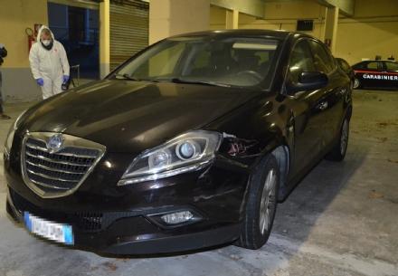MONCALIERI - Ritrovata la macchina di Umberto Prinzi, ucciso in collina a dicembre