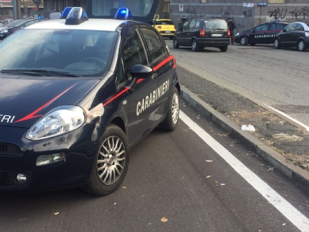 MONCALIERI - Vendeva una uniforme dei carabinieri: denunciato