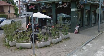 NICHELINO - Il Golden bar chiuso per quindici giorni dalla questura