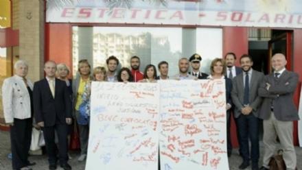NICHELINO - Il bene confiscato alla mafia diventa la casa dei diritti
