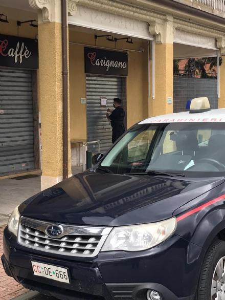MONCALIERI - Il bar vendeva dentro il locale: chiuso per cinque giorni