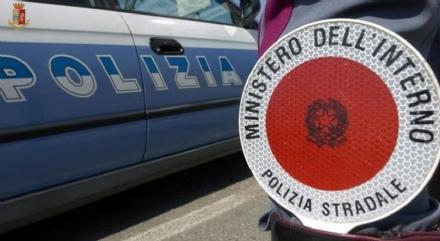 TANGENZIALE SUD - Raffica di controlli della polizia stradale