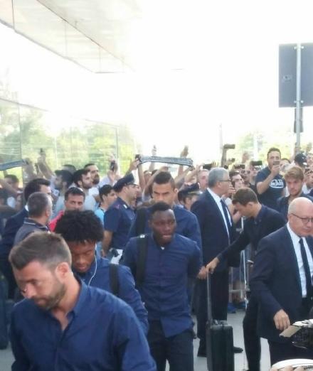 CALCIO - Champions League, rotta verso Manchester