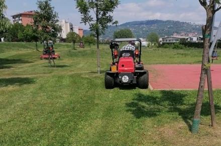 MONCALIERI - Riaprono i giardini, le aree cani e gli orti urbani