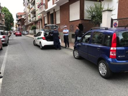 NICHELINO - Guidava senza aver mai conseguito la patente: seimila euro di multa