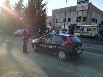 PIOBESI - Finito il rave party abusivo alla Grande: 244 identificati