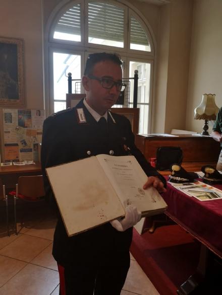 MONCALIERI - Due uomini denunciati per il ritrovamento dei libri del Real Collegio