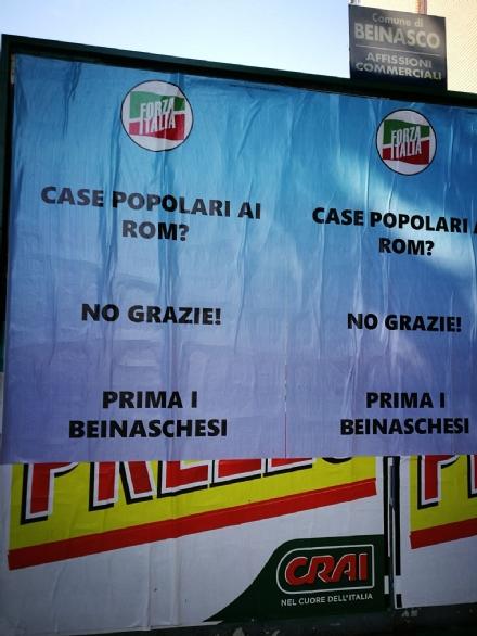 BEINASCO - Assegnata ufficialmente la casa popolare di Borgaretto alla famiglia rom