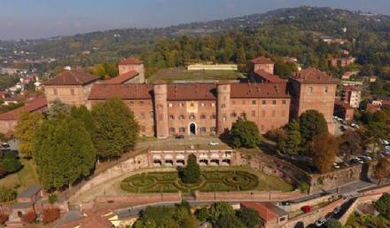 MONCALIERI - Conto alla rovescia per la riapertura del castello venerdì 3 luglio
