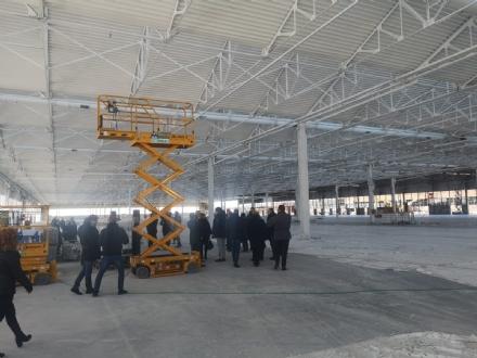 NICHELINO - Presentato il progetto di insediamento della Zust Ambrosetti nellarea ex Viberti