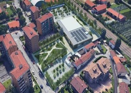 MONCALIERI - Passa in giunta il progetto esecutivo della piscina: via anche ai lavori sul fabbricato