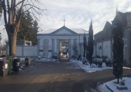 TROFARELLO - I ladri ignobili del cimitero tornano a colpire le tombe