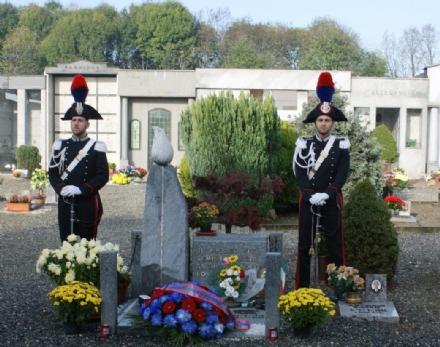 RIVALTA - Commemorazione di Andrea Filippa, carabiniere caduto a Nassiriya