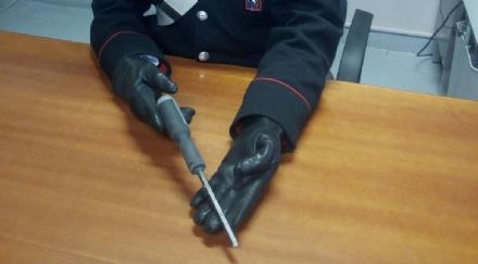 Un sinti di Nichelino arrestato per furto a Druento
