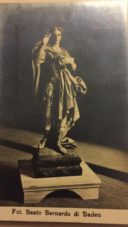 MONCALIERI - Inizia la patronale, il parroco: Si restituisca la statua rubata 50 anni fa