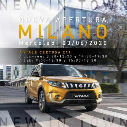 AUTO - Nuova sede Autogrup S a Milano