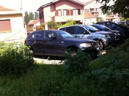NICHELINO - Tornano i ladri di ruote: colpita unauto in via Belfiore