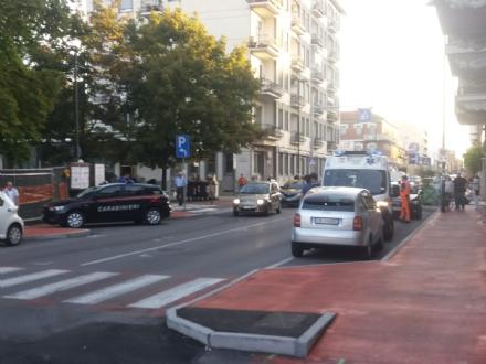 NICHELINO - Ubriaco mette in subbuglio via Torino e intervengono i carabinieri