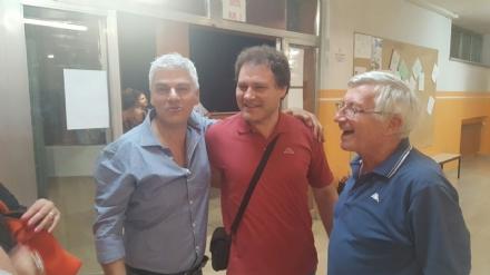 LA LOGGIA - Domenico Romano è il nuovo sindaco di La Loggia