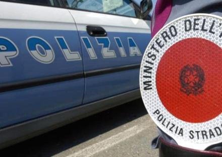 TANGENZIALE SUD - Fermati con un maxi carico di ferro da smaltire senza autorizzazioni: 6mila euro di multa