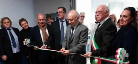 ORBASSANO - Inaugurato il nuovo pronto soccorso del San Luigi