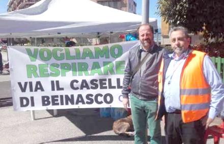 BEINASCO - Soppressione del casello: ogni decisione passa dal Governo