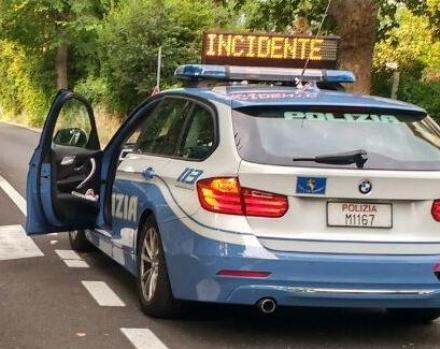 CARMAGNOLA - Incidente in autostrada dopo il casello: un ferito