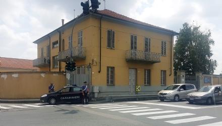 BEINASCO -  Non si ferma allAlt e semina il panico tra Beinasco, Orbassano e Nichelino