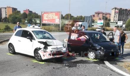 NICHELINO - Violento incidente in strada Debouchè, un ferito
