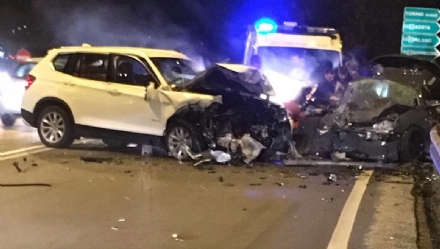 DRAMMA A NICHELINO - Incidente mortale sul cavalcavia di via Debouchè: vittima un ragazzo