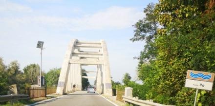 CARIGNANO - Città Metropolitana mette in cantiere il nuovo ponte sul Po