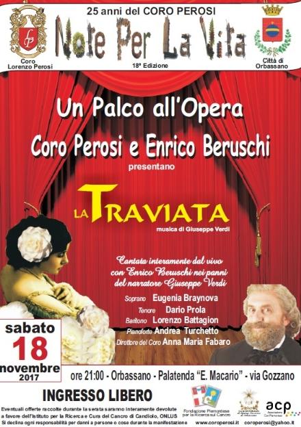 ORBASSANO - Il Coro Lorenzo Perosi festeggia il 25° anno di fondazione