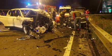 TRAGEDIA A NICHELINO - Muore a 22 anni nello scontro frontale: cinque feriti in ospedale - FOTO