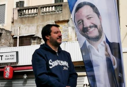 MONCALIERI - Rapina con assassinio a Roma. Salvini: «I vermi che hanno fatto questo meritano pene esemplari»