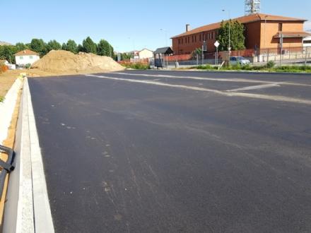 ORBASSANO - Polemiche sul nuovo parcheggio allinterno del parco