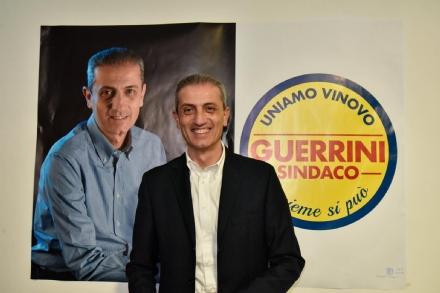VINOVO - Il sindaco Guerrini positivo al coronavirus: Sto bene, a parte poche linee di febbre