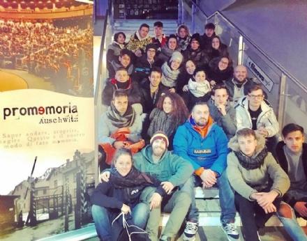 NICHELINO - Il viaggio della memoria per 25 studenti nichelinesi