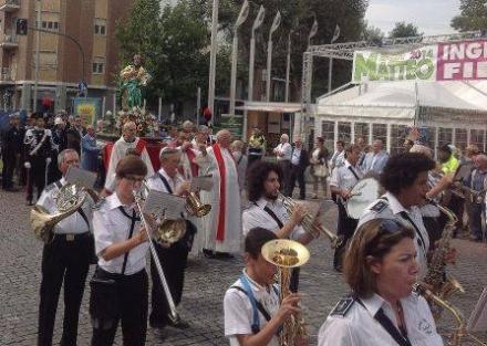 NICHELINO - Festa patronale di San Matteo, ecco tutti gli eventi a partire dal 15 settembre