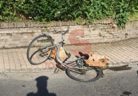 CARMAGNOLA - Muore travolta dal tir: non ce lha fatta la 50enne investita stamattina - FOTO