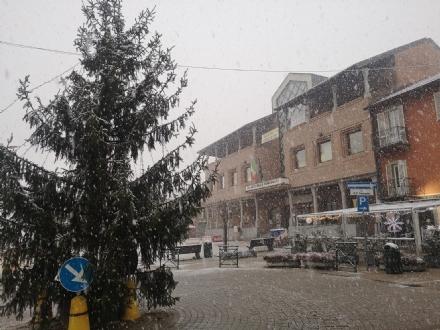METEO - Oggi prevista neve in pianura: primi fiocchi a Rivalta, NIchelino e Moncalieri