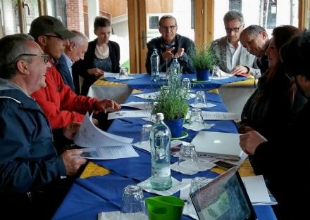 RIVALTA - Il sindaco uscente Marinari: «Lavori in corso per migliorare Rivalta»