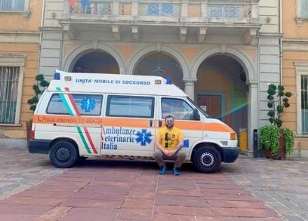 NICHELINO - Il 15 giugno riparte il servizio di ambulanze veterinarie